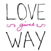 Photo Credit: Love Gives Way