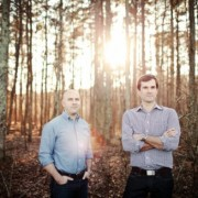 Co-founders Jeremy Blume and Rob. Photo Credit: Andrew Lee