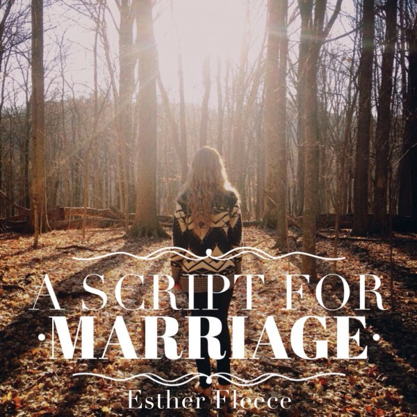 A Script for Marriage