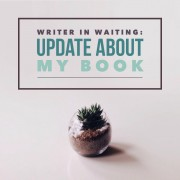 Writer in Waiting: Update about my book