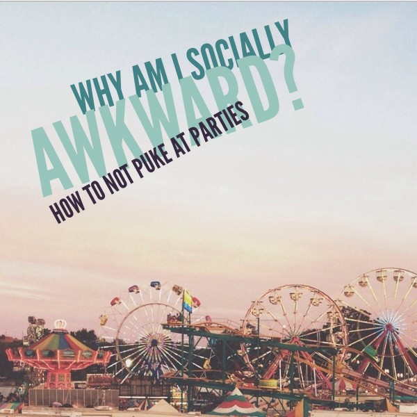 Why am I Socially Awkward?