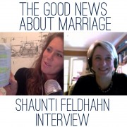 The Good News About Marriage Shaunti Feldhahn