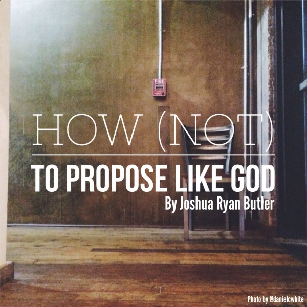 How (Not) to Propose Like God