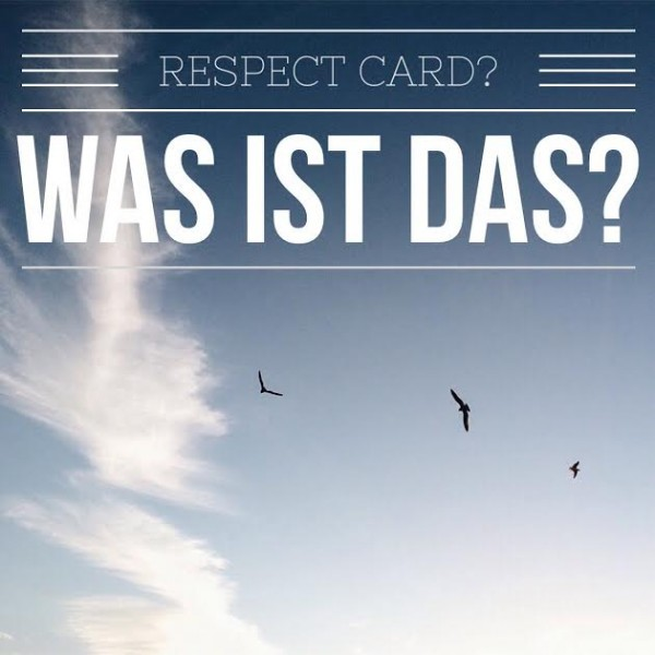 Respect Card?