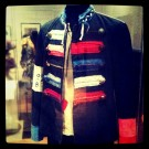 Chris Martin's Jacket