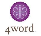 4-Word Logo