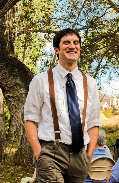 Mike -- wedding