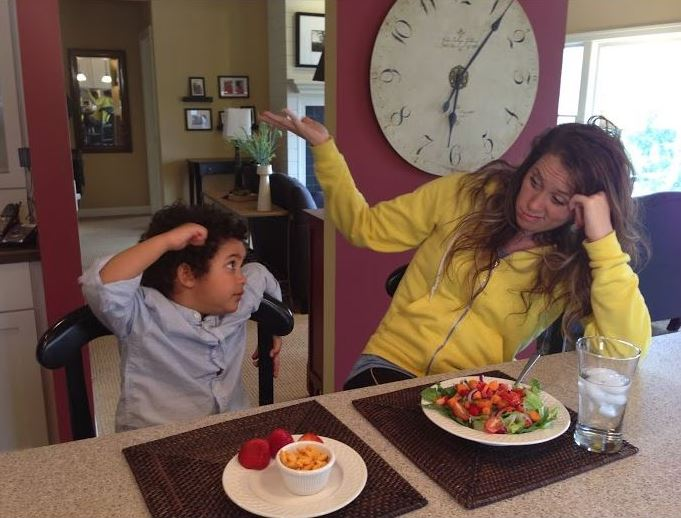What Does Your Childhood Say About You—Formal Lunch