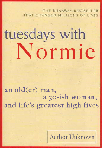 Tuesdays with Normie 2